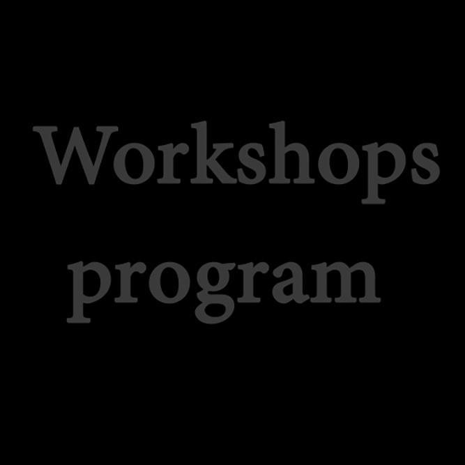 IDU-Workshops-program