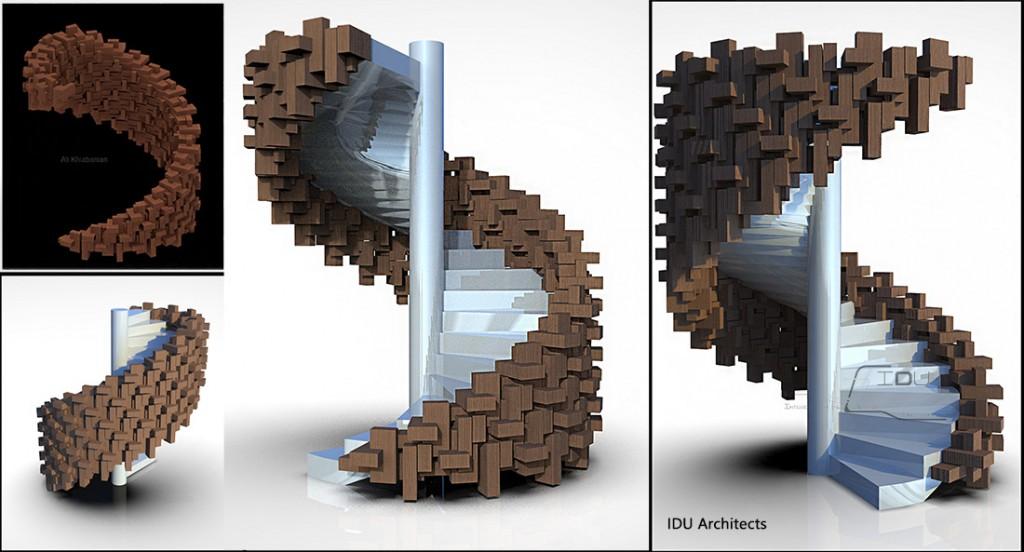 Stair----Parametric