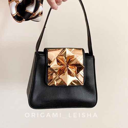 Origami-bag-idu-leila-manzouri