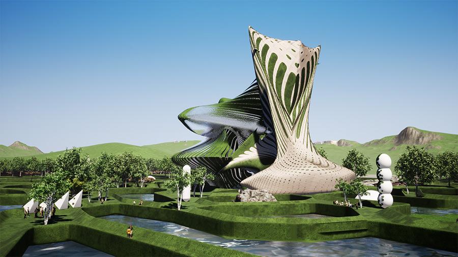 Interdisciplinary-Design-Universe-IDU